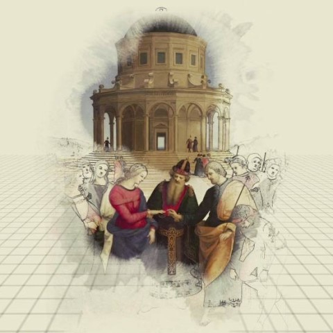 VIVA! Perugino e Raffaello