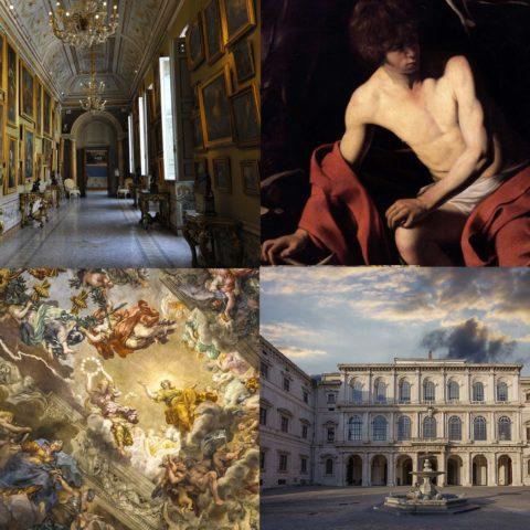 VIVA a Palazzo Barberini e Gallerie Corsini