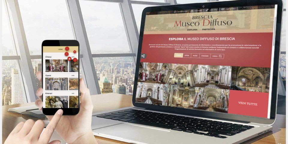 Brixia Sacra: la app e il sito del Museo Diffuso di Brescia